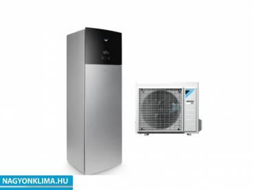 Daikin Altherma 3 ERGA04DV / EHVH04S23D6VG 230 liter HMV-tároló fűtő-hűtő 4 kW