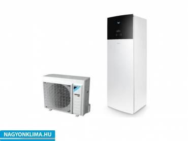 Daikin Altherma 3 ERGA08DV / EHVH08S23D6V 230 liter HMV-tároló fűtő hőszivattyú 8 kW