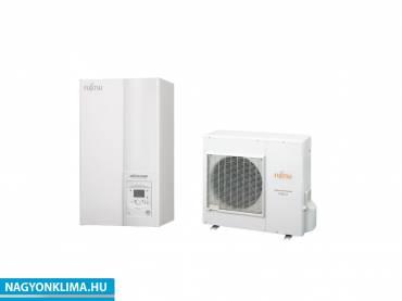 Fujitsu Waterstage Comfort WSYA100ML3/WOYA100KLT osztott levegő-víz hőszivattyú 10 kW