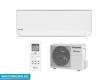 Panasonic Compact KIT-TZ25-WKE 2,5 kw klíma szett