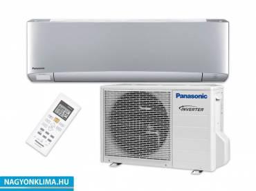 Panasonic Etherea KIT-XZ35XKE 3,5 kW klíma szett (ezüst)