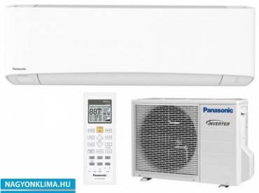 Panasonic Etherea KIT-Z35-XKE 3,5 kW klíma szett (matt fehér)