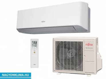 Fujitsu ASYG12LMCE / AOYG12LMCE 3,5kw os klíma szett