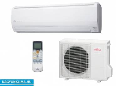 Fujitsu ASYG24LFCC/AOYG24LFCC 7,1 kW klíma szett