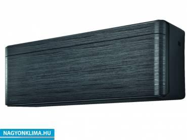Daikin STYLISH 2,5 kW teli fekete inverteres beltéri egység
