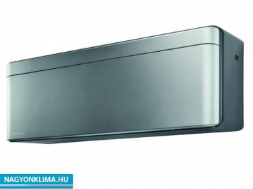 Daikin STYLISH 2,5 kW teli ezüst inverteres beltéri egység