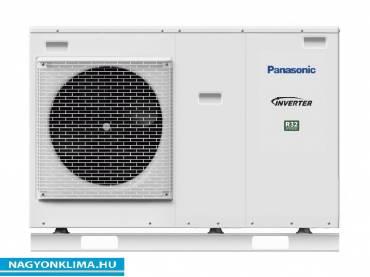 Panasonik Mono‐block kivitelű levegő‐víz hőszivattyú WH‐MDC05J3E5