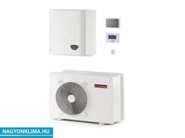 Ariston Nimbus Plus 40 M NET hőszivattyú rendszer,monoblokk  1 fázisú 4 kw