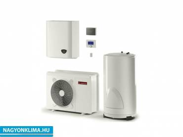 Ariston Nimbus Flex 40 M Net  hőszivattyú rendszer,monoblokk 1fázisú 4kw