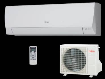 Fujitsu ASYG07LLCE/AOYG07LLCE 2 kW klíma szett