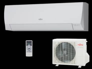 Fujitsu ASYG09LLCE/AOYG09LLCE 2,5 kW klíma szett