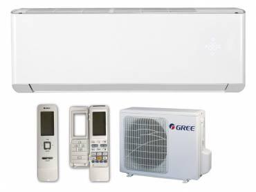 Gree Amber GWH09YC 2,7 kW klíma szett (Új! R32-es gázzal!)